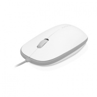 Macally - USB Optical Mouse - Mac/PC - Wired Photo