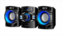 JVC MX-DN100A 2 Channel Mini DVD HI-FI System with Bluetooth Photo