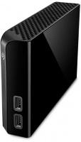 Seagate - Backup Plus Hub 8TB Backup USB 3.0 External Hard Drive - Black Photo