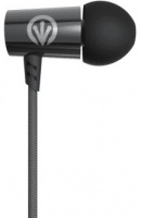 iFrogz Luxe Air Earphones with Mic - Black Photo