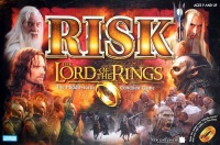 Hasbro Parker Brothers Winning Moves Germany Winning Moves Deutschland GmbH Winning Moves UK Ltd Risk - The Lord of the Rings Photo