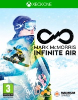 Mark McMorris Infinite Air Photo