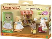 Epoch Sylvanian Families - Doughnut Store Photo