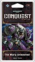 Fantasy Flight Games Warhammer 40 000: Conquest - The Warp Unleashed War Pack Photo