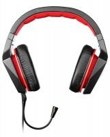 Lenovo - Y Gaming Surround Sound Headset - Black/Red Photo