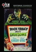 Dick Tracy Meets Gruesome Photo