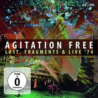 Made In Germany Musi Agitation Free - Last Fragments & Live '74 Photo