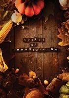 Spirit of Thanksgiving Photo
