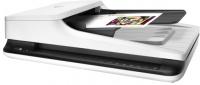 HP - Scanjet Pro 2500 f1 Flatbed & ADF 1200 x 1200DPI A4 - Black/White Photo