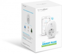 TP LINK TP-Link WiFi Smart Power Plug with Energy Monitor Photo