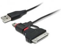 Unitek 1M USB A-M To Mini Micro B-M Photo