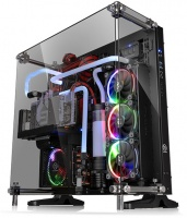 Thermaltake Core P5 Tempered Glass Edition ATX Wall-Mount Chassis Photo