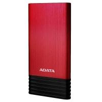 ADATA - X7000 Lithium Polymer 7000mAh Power Bank - Red Photo