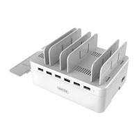 Unitek 6-Port USB Smart Charge Station BC1.2 technology Photo