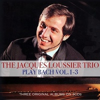 Imports Jacques Trio Loussier - Play Bach Vol 1-3 Photo
