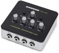 Samson QH4 4-Channel Mini Headphone Amplifier Photo