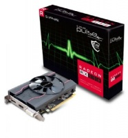 Sapphire Pulse AMD Radeon RX 550 2GB 128 bit Graphics Card Photo