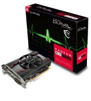 Sapphire Pulse AMD Radeon RX 550 4GB 128 bit Graphics Card Photo