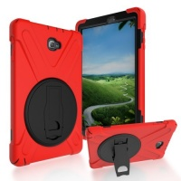 Tuff Luv Tuff-Luv Rugged Case and Stand For Samsung Galaxy Tab a 10.1 P580/P585 Photo