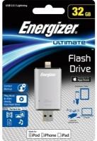 Energizer 32GB USB to Lightning USB OTG Flash Drive Photo