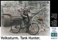 Masterbox - 1/35 - Volkssturm. Tank Hunter. Germany 1944-194 Photo