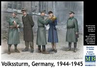 Masterbox - 1/35 - Volkssturm Germany 1944-1945 Photo
