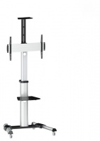 "Brateck Bracket 37"" to 70"" AV Trolly Stand Photo"