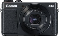 Canon Powershot G9 X Mark 2 Black Camera Photo