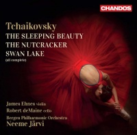 Tchaikovsky / Bergen Philharmonic Orchestra - Tchaikovsky: the Sleeping Beauty Photo