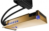 AMD Radeon Vega Frontier Edition 16GB High Bandwidth Memory Graphics Card Photo