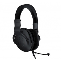 ROCCAT Cross Over-Ear Stereo Gaming Headset - Black Photo