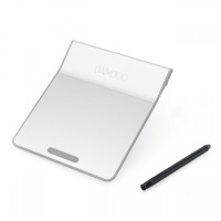 Wacom Bamboo Pad Pen - Grey/Black Replacement Stylus Photo