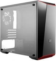 Cooler Master Masterbox Lite 3.1 Micro ATX Desktop Chassis - Black - Windowed PC case Photo