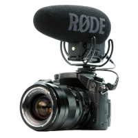 Rode VideoMic Pro Compact Directional On-Camera Microphone with Rycote Suspension Photo