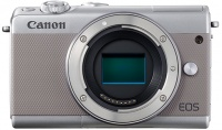 Canon EOS M100 SLR Digital Mirrorless Camera Body - Grey Photo