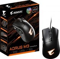 AORUS M3 RGB 6400 DPI Optical Gaming Mouse Photo
