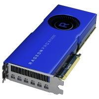 AMD RADEON PRO WX 9100 16GB High Bandwidth Memory Graphics Card Photo