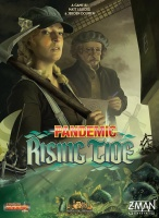 Z Man Games Pandemic: Rising Tide Photo