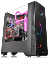 Thermaltake View 28 RGB Gull-Wing Window ATX Mid-Tower Chassis Photo