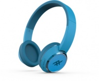 Zagg Ifrogz Coda Wireless Headphone - Blue Photo