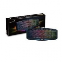 Genius Scorpion K9 USB Keyboard - Black Photo