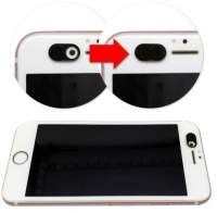 Tuff Luv Tuff-Luv - Webcam Adhesive Security Cover for Phones / Tablets / Notebooks Photo