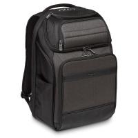 "Targus CitySmart 12.5 to 15.6"" Backpack - Black/Grey Photo"