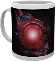 Justice League Movie - Cyborg Logo Mug Photo