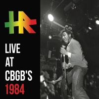 Hr - Live At Cbgb's 1984 Photo