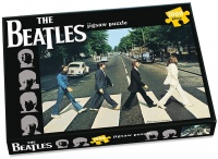 The Beatles - Abbey Road 1000 Piece Puzzle Photo