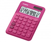 Casio MS-20UC-RD-S-EC Red 12 Digit Desktop Calculator Photo