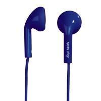Hama Happy Plugs Earbud mic & Remote - Cobalt Photo