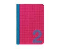 Ozaki Ipad Mini Code Folio Pnk/Blu-Two Photo