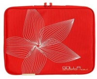 "Golla Autumn 13"" Notebook Sleeve - Red Photo"